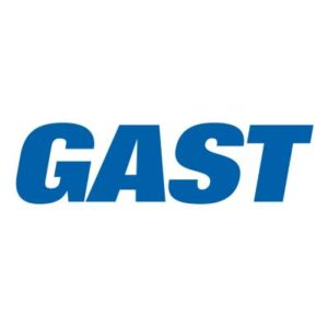 gast manufacturing logo