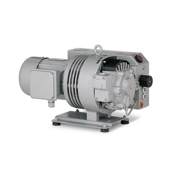 Oil lubricated rotary vane pumps | V-VCA / V-VCE