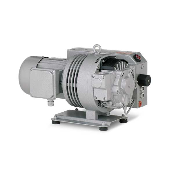 Oil lubricated rotary vane pumps | V-VCA / V-VCE