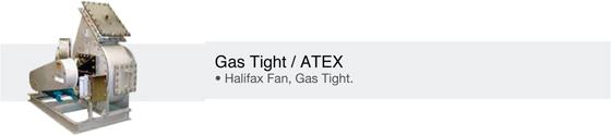 Gas Tight ATEX Fan Malaysia