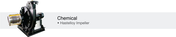 Chemicals (Hestellor Impeller)