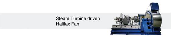 Steam Turbine Driven