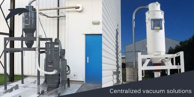 centralised vacuum solutions