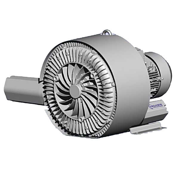 pressure ops double regenerative blower